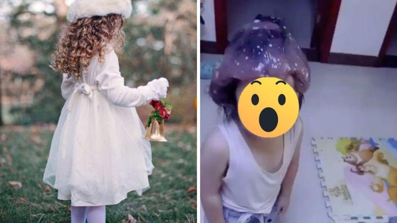 父嘆小孩因「這玩具」<b>頭髮</b>全沒!恐怖真相曝 網愣:誇張