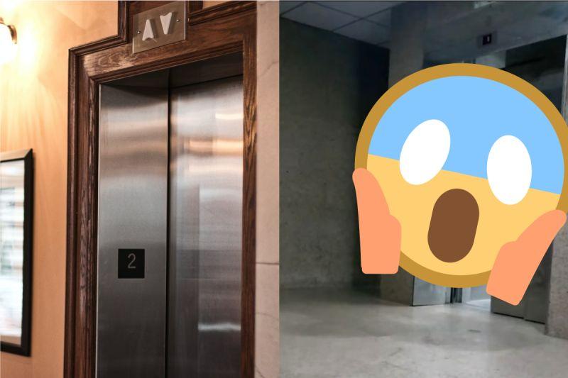 「無人<b>電梯</b>」不停開關門!男怕爆不敢搭 網愣:搞錯了吧