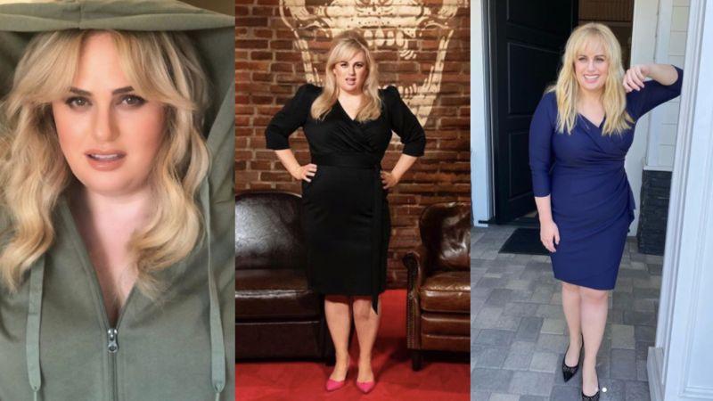 「胖艾美」瑞貝爾威爾森暴風式瘦身 公開健身飲食菜單