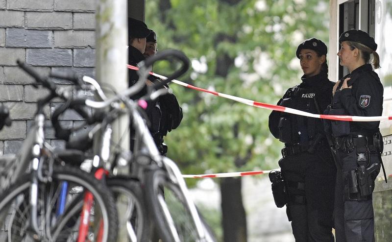 德國<b>公寓</b>5童命案 凶手疑為27歲母