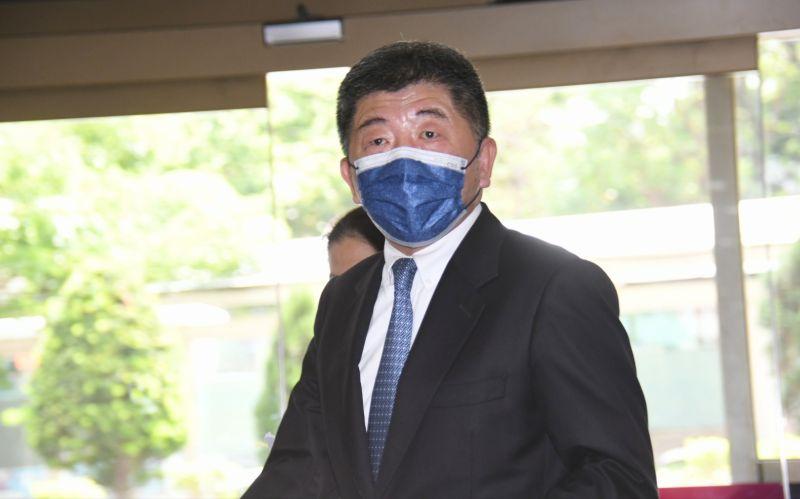 影/與<b>蔣萬安</b>競爭台北市長?陳時中:他是個強勁的候選人