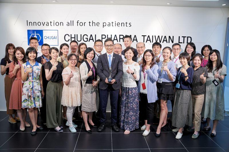 ▲台灣中外製藥今年再度獲得「亞洲最佳企業雇主獎」(圖/資料照片)