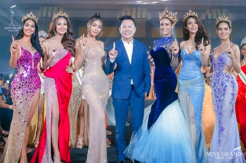 美女搶先看!泰國77府萬國小姐選拔開跑