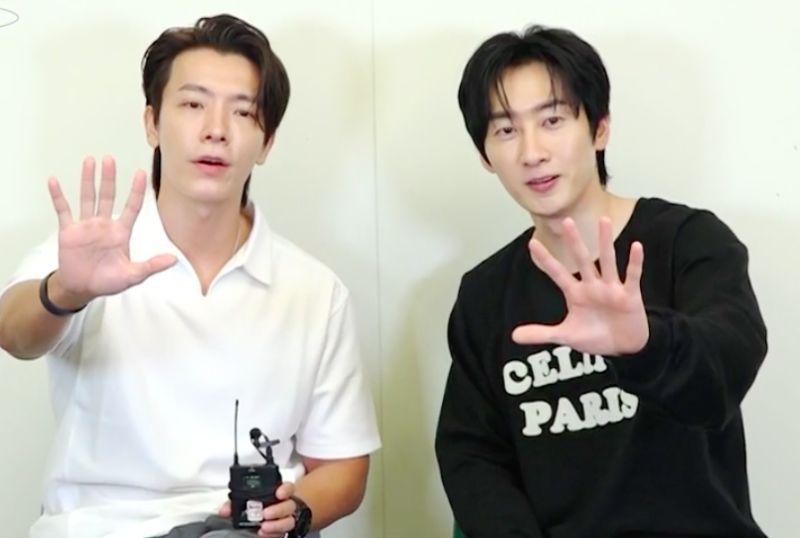 SJ東海問候台灣老婆 銀赫控對方「霸道」:對我<b>負責</b>!