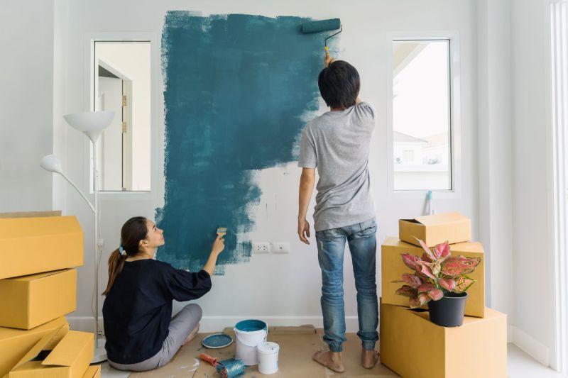 房市/幫家換風格 百百種油漆怎麼用?