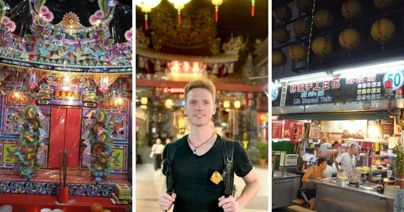 美國帥哥<b>基隆</b>中元祭初體驗 大讚:此生必參加這儀式!
