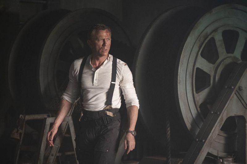 ▲丹尼爾克雷格將最後一次扮演007。(圖/UIP)