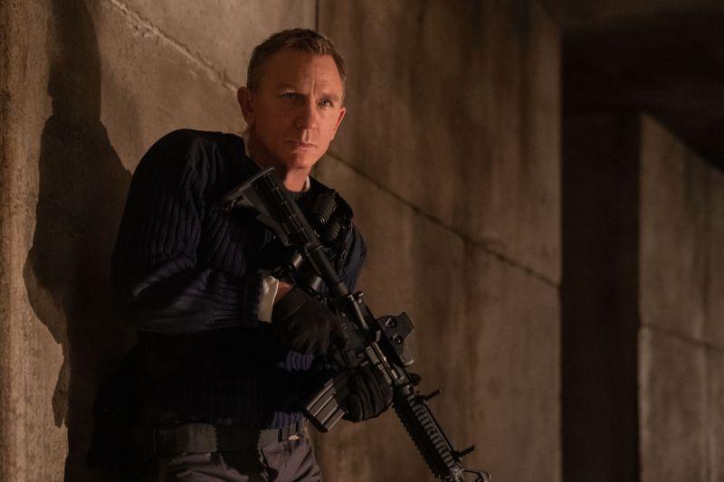 ▲▼《007生死交戰》這次武器配備更加升級。(圖/UIP)