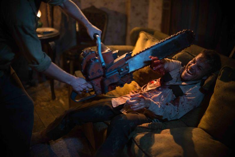 ▲真有人看了《德州電鋸殺人狂》,犯下電鋸殺人的謀殺案。(圖/車庫)