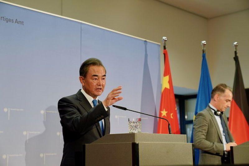 王毅:中俄應共同抵制美國倒行逆施