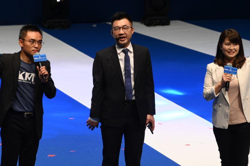 兩岸論述挨轟沒新意 藍委:民進黨敗選也沒改過台獨黨綱