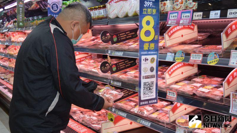 防止「萊豬」混珠 嘉市加強肉品標示稽查