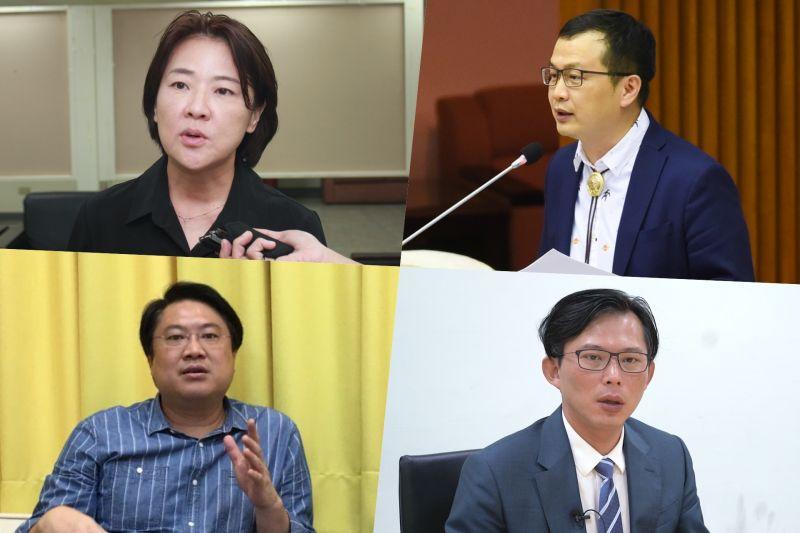 台北市副市長黃珊珊、國民黨革實院長羅智強、基隆市長林右昌、時代力量前立委黃國昌等人,都被點名是可能的2022年台北市長候選人選。
