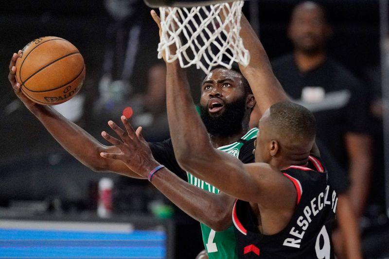 NBA/塞爾提克天王山痛擊暴龍 系列賽3:2率先聽牌