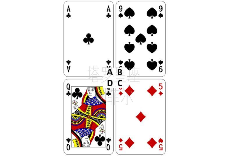 神準!直覺選一張最有感的撲克牌 秒解你「單身」的原因