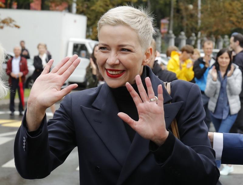 白俄羅斯政府逮633名示威者! 反對派領袖驚傳當街遭擄