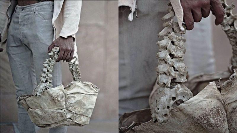 被爆用兒童脊椎做「人骨包」!印尼富二代<b>炫富</b>行徑遭起底