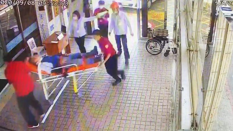 台電核三廠驚傳工人高處墜落重傷 後送高雄<b>長庚</b>救治