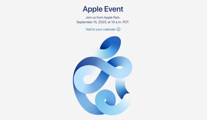 快訊/iPhone 12 來了!蘋果宣布秋季發表會16日登場