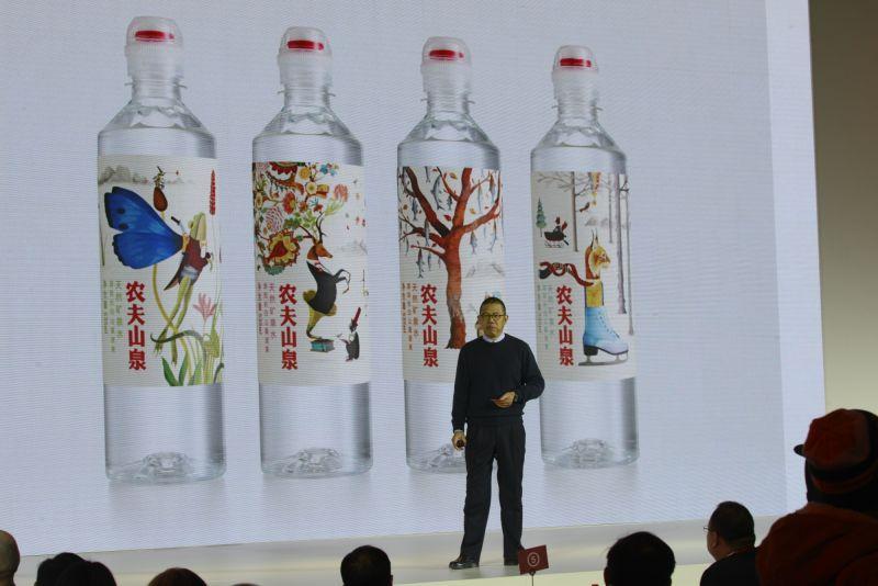瓶裝水公司掛牌上市 創辦人身家暴漲秒當半小時中國首富