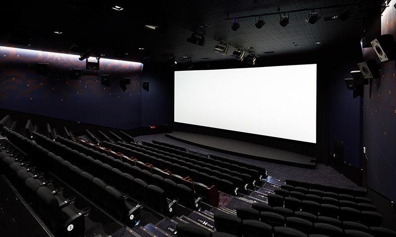 東京池袋的Toho Cinemas