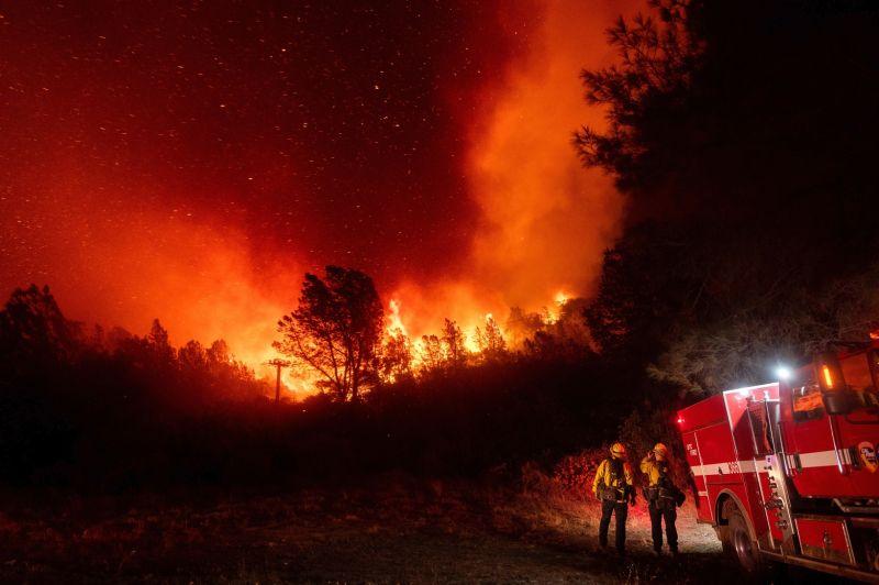 美俄勒岡州野火情勢嚴峻 死亡人數恐破州史紀錄