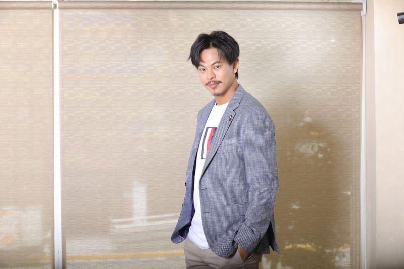 <b>孫綻</b>力拚10年受金鐘肯定 曝師兄溫昇豪暖男行徑