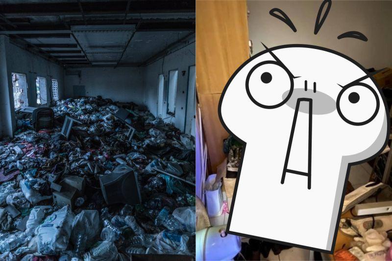 婆家房內堆滿「40坪」雜物!內行一看臉垮掉:要特別注意