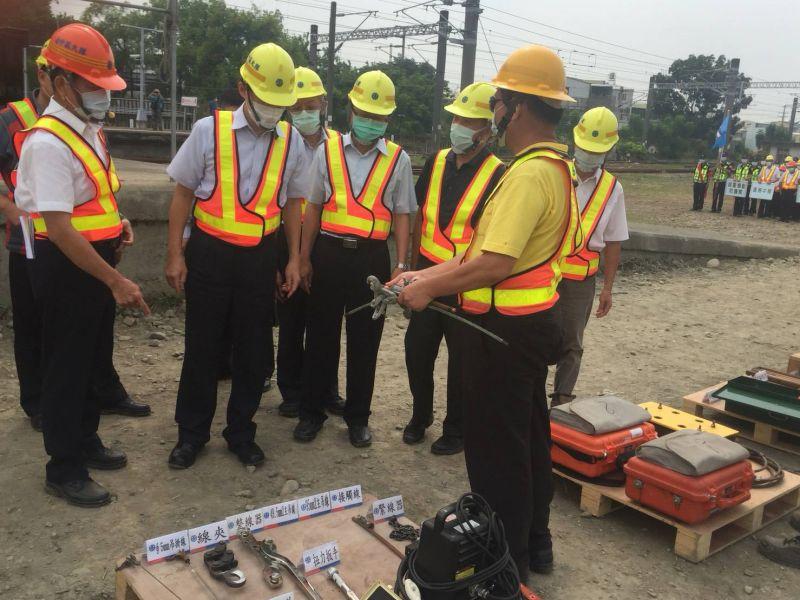 嘉義勞安意外 台鐵:配合調查發掘原因