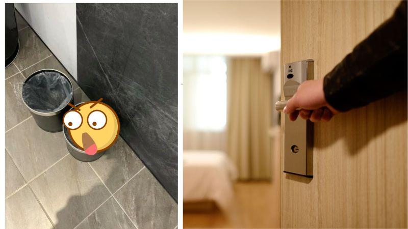 <b>旅館</b>房內驚見「偷吃證據」!櫃檯人員神解釋 客一聽傻眼