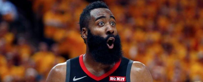NBA/大勝魔術42分 「買犯王」哈登竟完全沒要到罰球