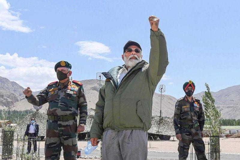 解放軍別越紅線!印度警告中國:開戰將付出「沉重代價」