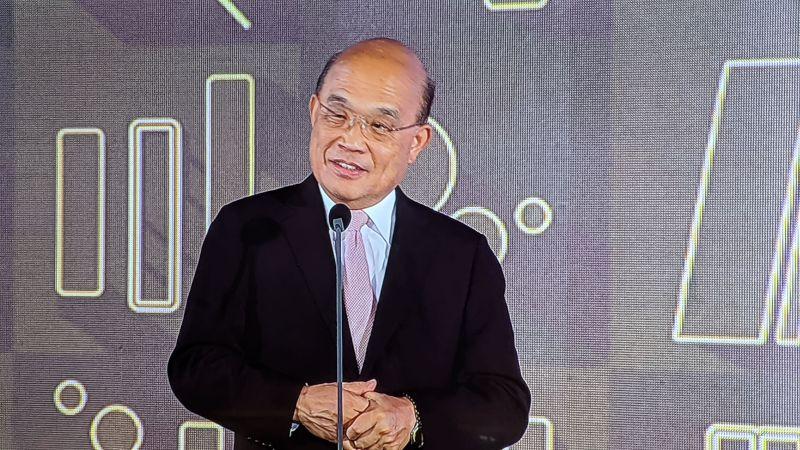 蘇貞昌談王金平