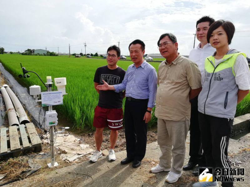 推<b>智慧農業</b>科技產銷 嘉縣產業展現初步成果
