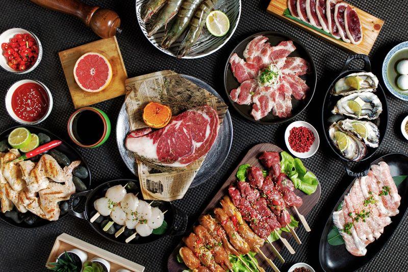 美食巷仔內/中秋烤肉盛典 飯店推烤肉禮盒及BBQ派對
