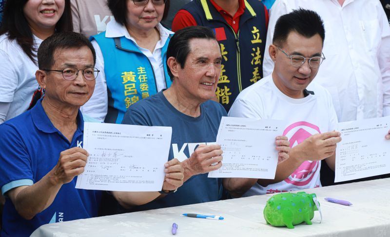 <b>蔡正元</b>觀察馬英九將選黨主席 馬辦回應8個字