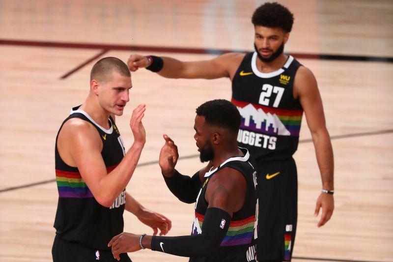 NBA/快艇又翻船!Jokic狂砍34分 金塊大逆轉扳平系列賽