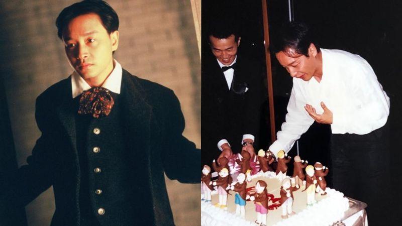 <b>張國榮</b>64歲冥誕 生前伴侶曝哥哥舊照:分開也像同渡過