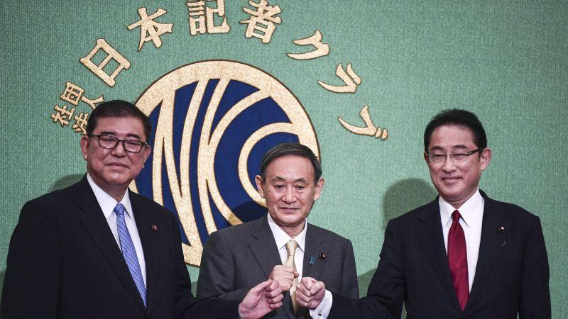 日本<b>自民黨</b>總裁選舉登場 勝者成新首相