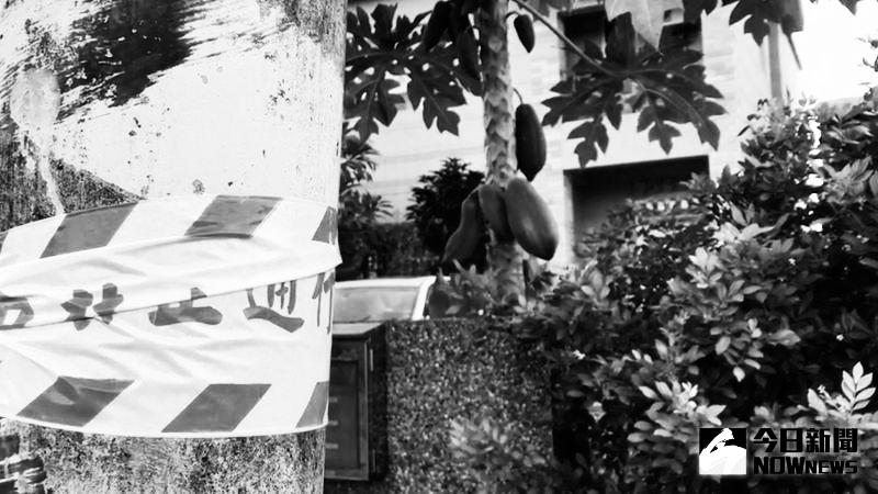 ▲ 該名婦女因北部住家環境空間不足,無法執行居家檢疫,所以才到美濃區暫時居住。(圖/記者郭俊暉攝 , 2020.09.13)