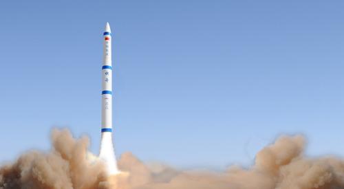 中國快舟運載火箭發射再失敗 原因未明