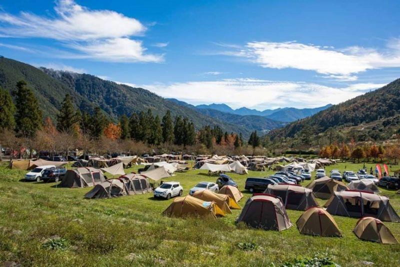 野營秘境風險大 中市府呼籲慎選合法露營場