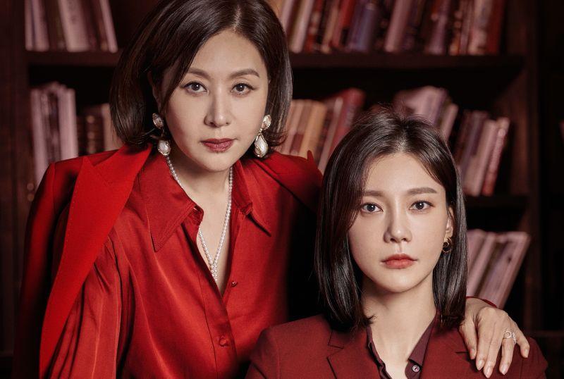 韓星車藝蓮幫養母復仇 「暗黑、心機戰服」登熱搜