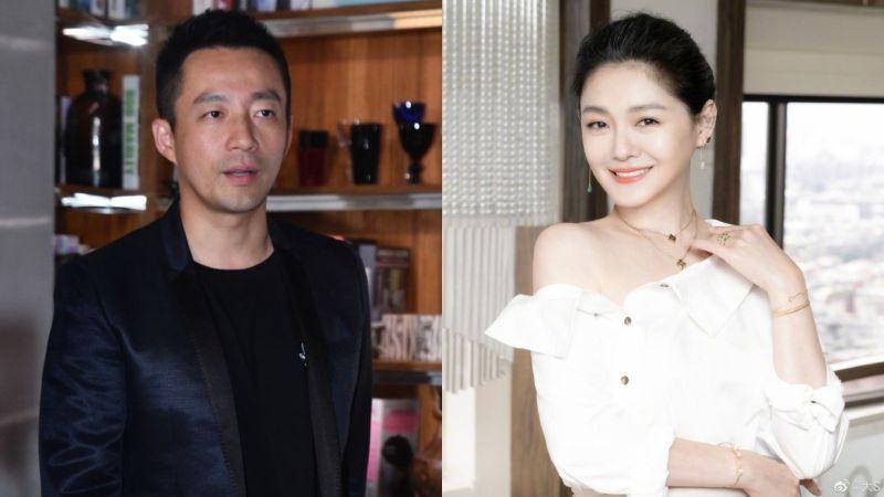 ▲才發文誇大S美,汪小菲(左圖)被拍到疑似在酒吧摟妹。(圖/資料照、大S微博)