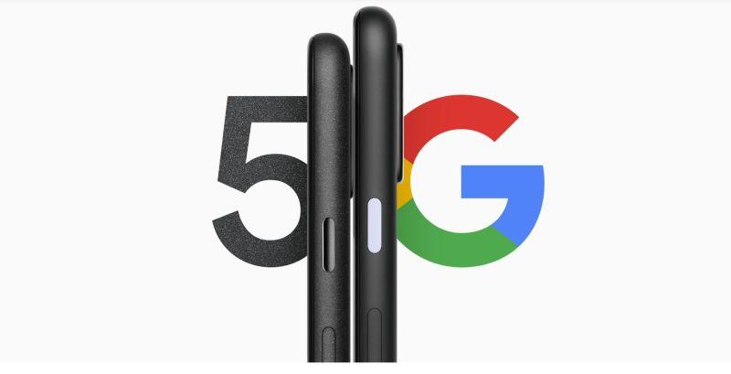 ▲Google日前宣布,將迎接 5G 時代,即將推出Pixel 5 和 Pixel 4a 5G。(圖/翻攝自Google官網)