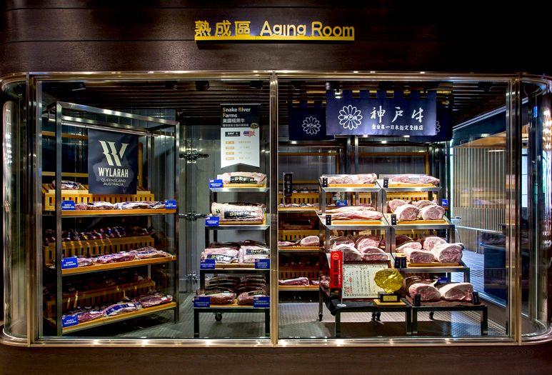 ▲肉商推出購買熟成室日本和牛原料肉,即享有滿29900元,現折5000元的優惠。(圖/業者提供)