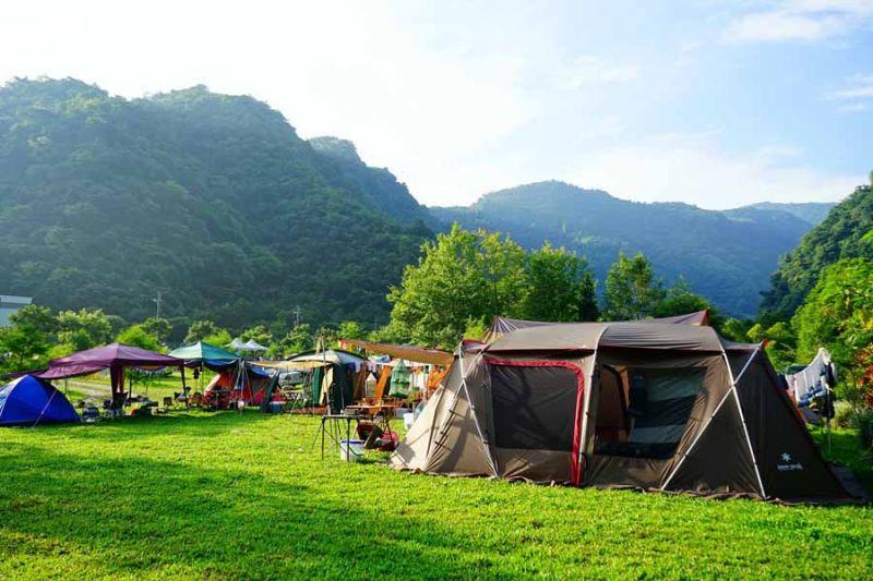 露營不踩雷/宜蘭縣85處營業中露營場地 僅四分之一合法
