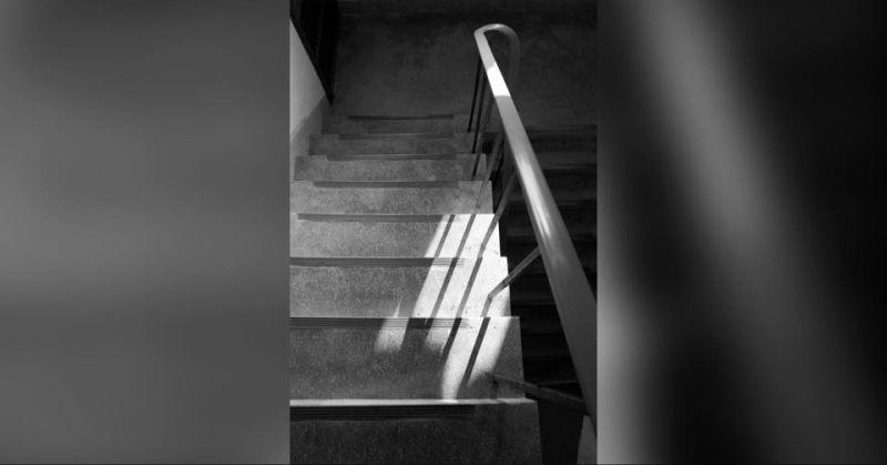 ▲樓梯 (圖/翻攝Pexels)