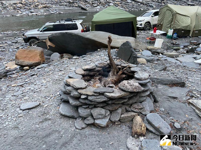 露營不踩雷/野溪不能露營是常識!5大安全事項要注意