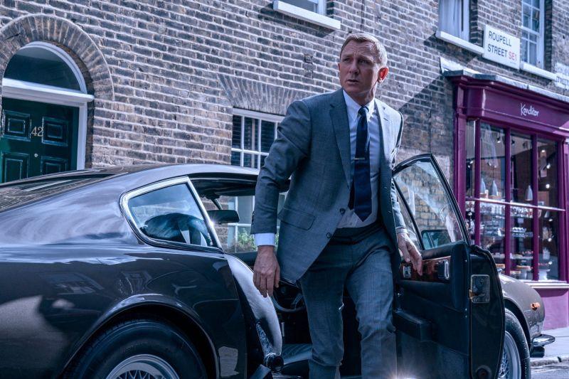 ▲AI已經算出接棒丹尼爾克雷格的最新一任007是誰了。(圖/《007生死交戰》劇照)